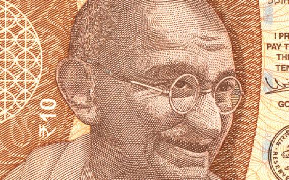 Inde: nouveau billet de 100 roupies GANDHI