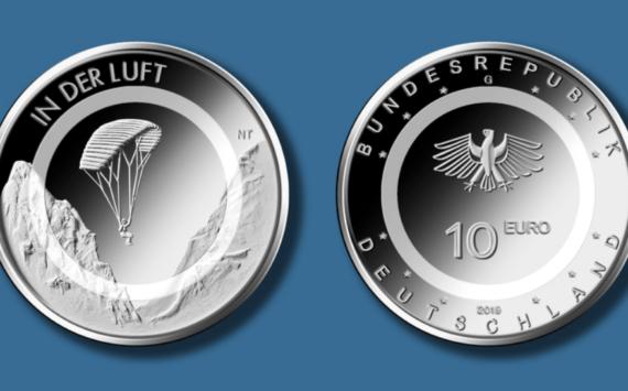 Programme numismatique allemand 2019 avec une exclusivité!