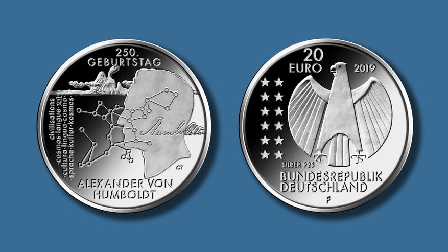 Programme Numismatique Allemand 2019 Avec Une Exclusivité Numismag