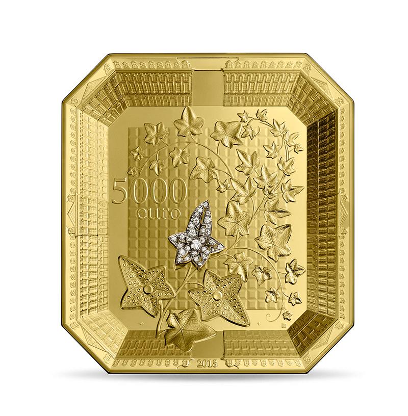 La Monnaie de Paris s'associe à Boucheron pour sa nouvelle collection Excellence à la Française !
