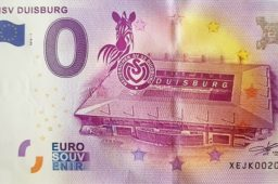 what worth zero euro souvenir banknotes collection?