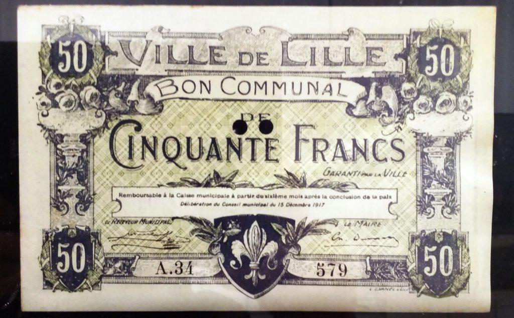 Exposition numismatique CHAHAIGNES (72) du 10 au 25 novembre 2018