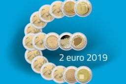 2€ Commemorative coin 2019