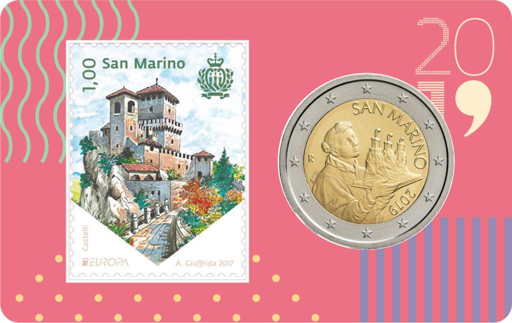 2€ Commemorative coin 2019