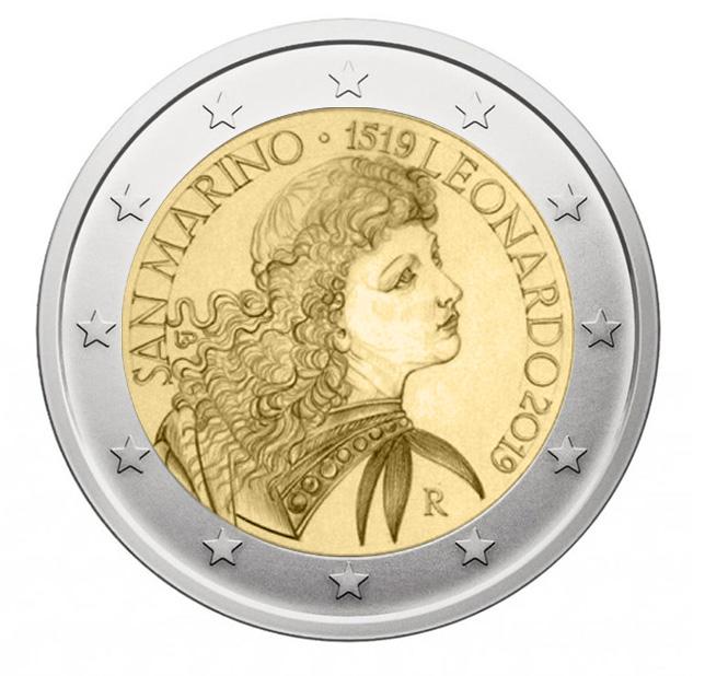 2 euros 2019
