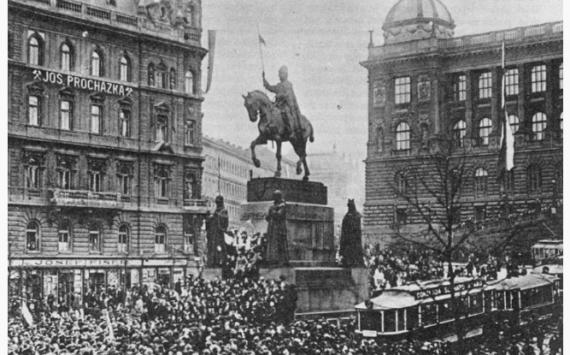 Pièces en argent et set monétaire slovaques – 100 ans de la Tchécoslovaquie