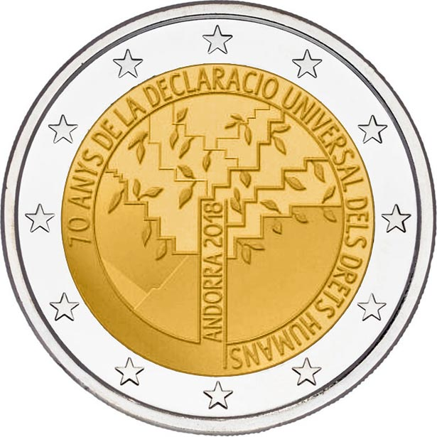 2018 ANDORRA NUMISMATIC PROGRAM ABSTRACT