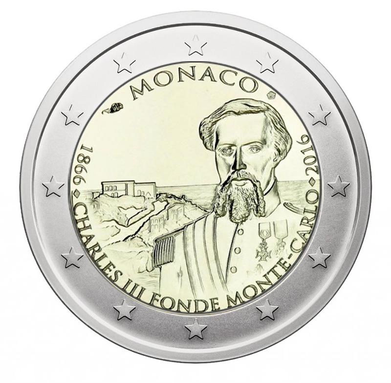 - Valeurs et tirage des pièces euros de la Principauté de Monaco - Pièces de circulation et commémoratives