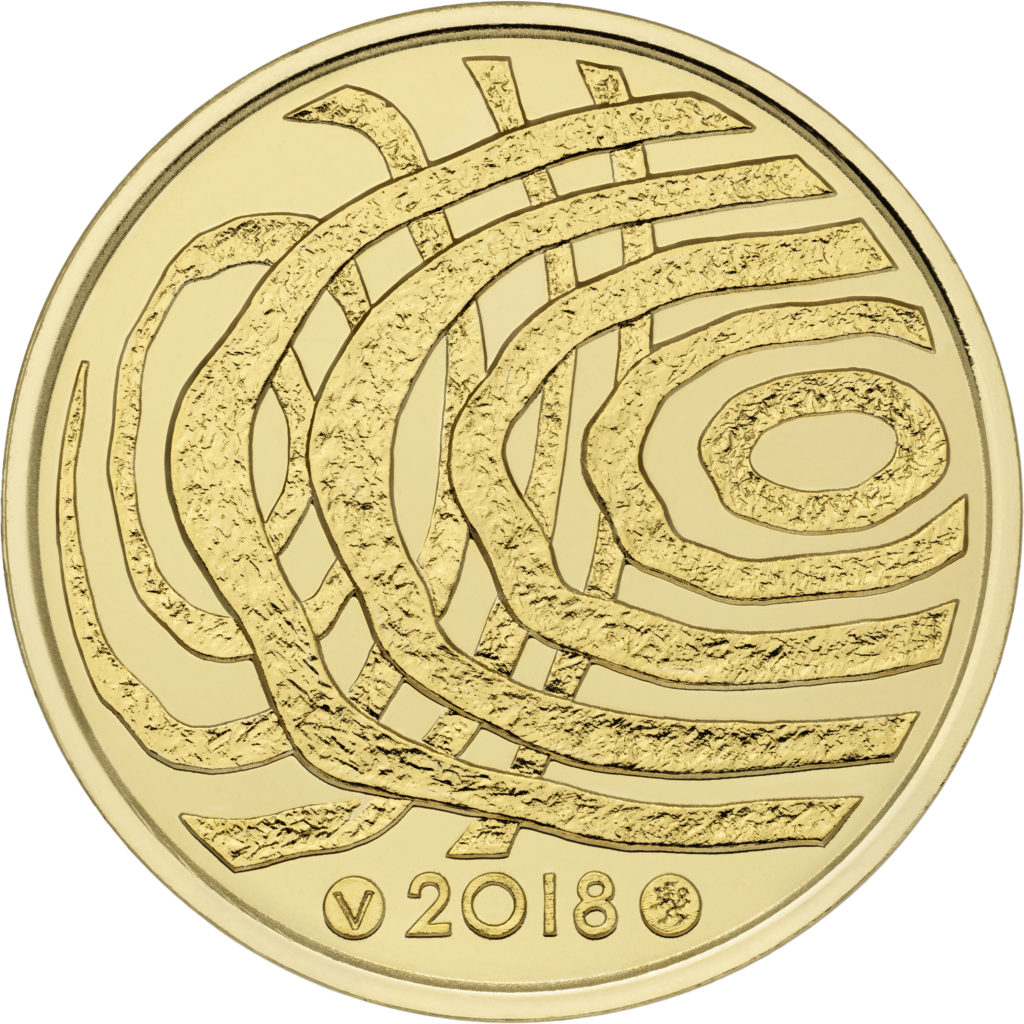 FINLAND 2018 €100 gold coin - Finland in 100 Years