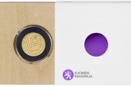 100€ or de la Finlande 2018 – la Finlande dans 100 ans
