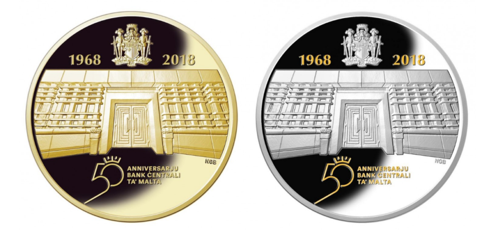 What is worth of the 2018 rarest euro coin, the maltese€100 gold coin?