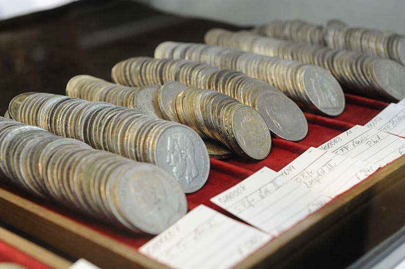 2019 BERLIN WORLD MONEY FAIR - the bigest european coin fair