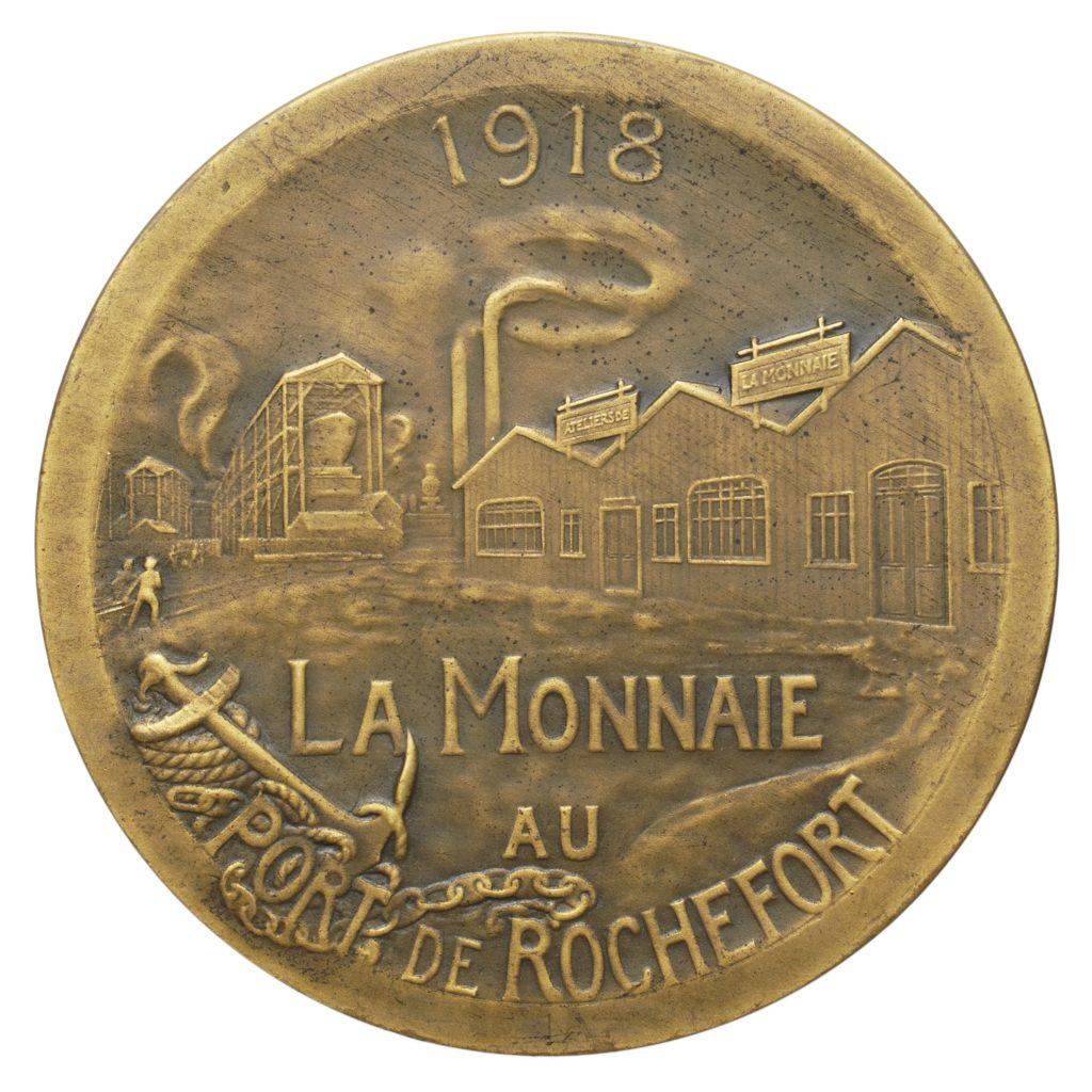 14-18, La monnaie ou le troisième front - Exposition Monnaie de Paris 2018