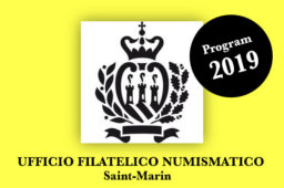 San Marino Numismatic Program 2019