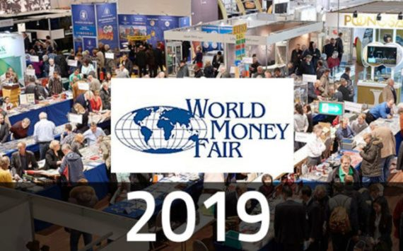 2019 BERLIN WORLD MONEY FAIR – the biggest european coin fair