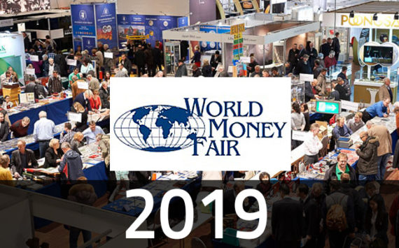 BERLIN WORLD MONEY FAIR 2019 – du 01 au 03 Février 2019