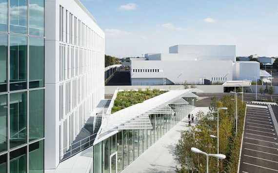 Le nouveau pôle fiduciaire de la Banque de France ouvre à La Courneuve un site ultra-sécurisé
