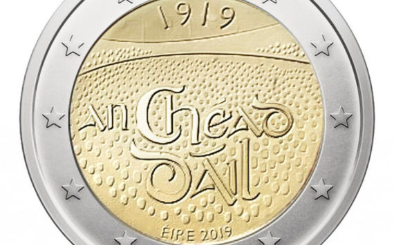 2019 Irish Coin Program dedicated to Dáil Éireann