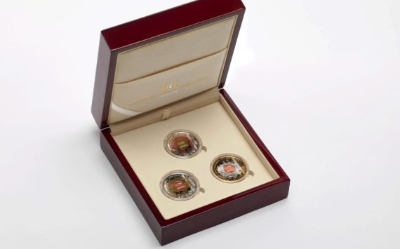 Luxembourg 2018 UNESCO coin set