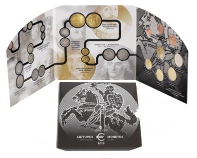 2019 Lithuanian numismatic program