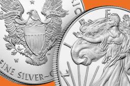 Lady Liberty, premier bullion coin BE 2019 en argent de l'US MINT