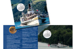 Swiss Mint opens 2019 with three new commemorative coins