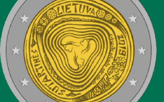 2019 Lithuanian numismatic program