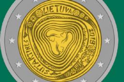Programme numismatique de la Lituanie 2019