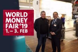 NUMISMAG au World Money Fair 2019 – Tour d'horizon des nouveautés et des rencontres