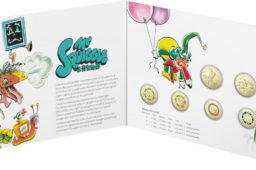 2019 Mr SQUIGGLE coin collection by Royal Australian Mint