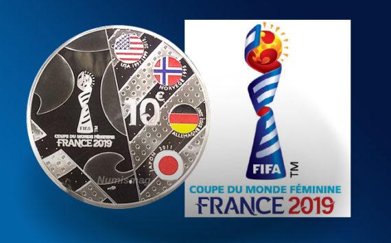 Pièces Coupe du monde féminine de la FIFA France 2019, Tous supporter !