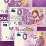 Billets zero euro - France 2019 - 0 euro Souvenir