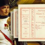 Bon de 400 francs du Trésor Impérial 1813 - Remonte de 12 600 Chevaux de Trait