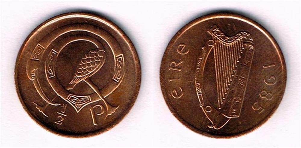 Irlande: une pièce de 20 pence 1985 qui vaut 6 000€!