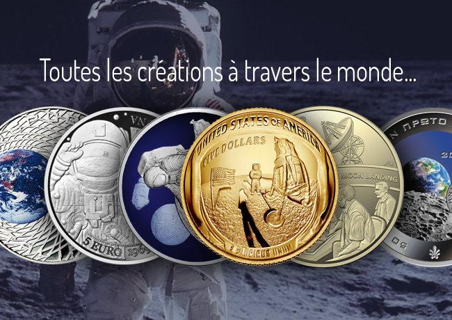 «On a marché sur la Lune» – 50ème anniversaire des premiers pas de l'Homme sur la lune – APOLLO 11