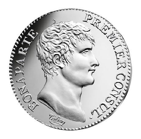 Patrimoine - Stéphane Bern- Pièces Bern - pièces d'histoire - 10 euro Argent - Napoléon 1er Consul