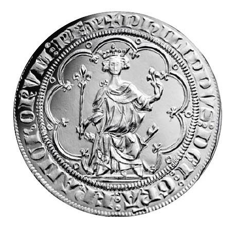 Patrimoine - Stéphane Bern- Pièces Bern - pièces d'histoire - 10 euro Argent -Les templiers