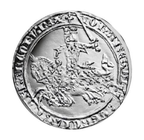 Patrimoine - Stéphane Bern - Pièces Bern - pièces d'histoire - 10 euro Argent -Jean II Le Bon - Guerre de cent ans