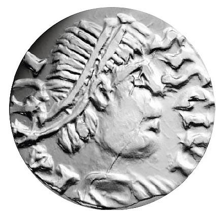 Patrimoine - Stéphane Bern - Pièces Bern - pièces d'histoire - 10 euro Argent -Dagobert
