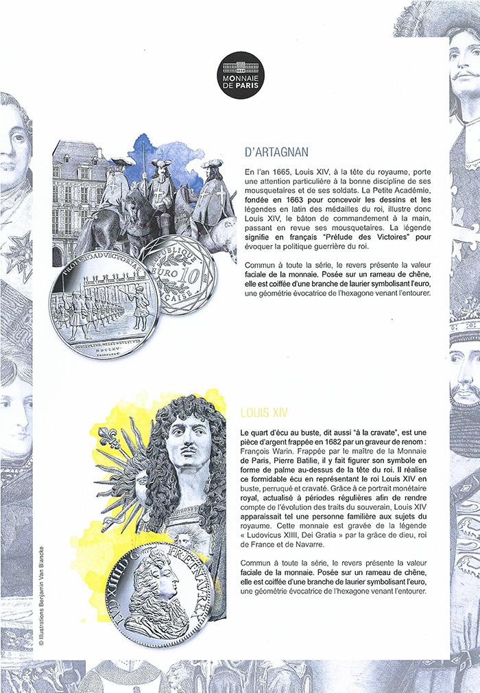 Patrimoine - Stéphane Bern- Pièces Bern - pièces d'histoire