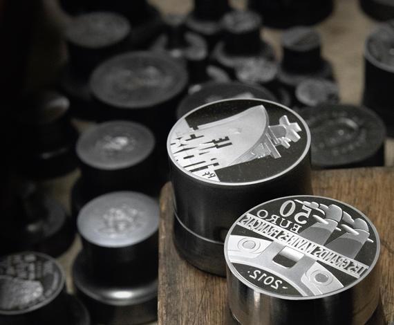 Les Masterclass de gravure de la Monnaie de Paris 2019