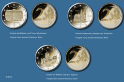 "Germany: 2020 to 2022 €2 commemorative coins – ""Bundesländer"" series"