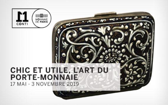 Exposition «Chic et utile, l'art du porte-monnaie» à la Monnaie de Paris – 2019