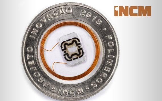 Innovation à la Monnaie du Portugal INCM – Pièces bi-matières en métal et polymère