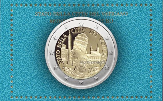 2 euro VATICAN 2019