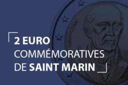 Les pièces de 2 euros de Saint Marin – raretés et Valeurs des pièces