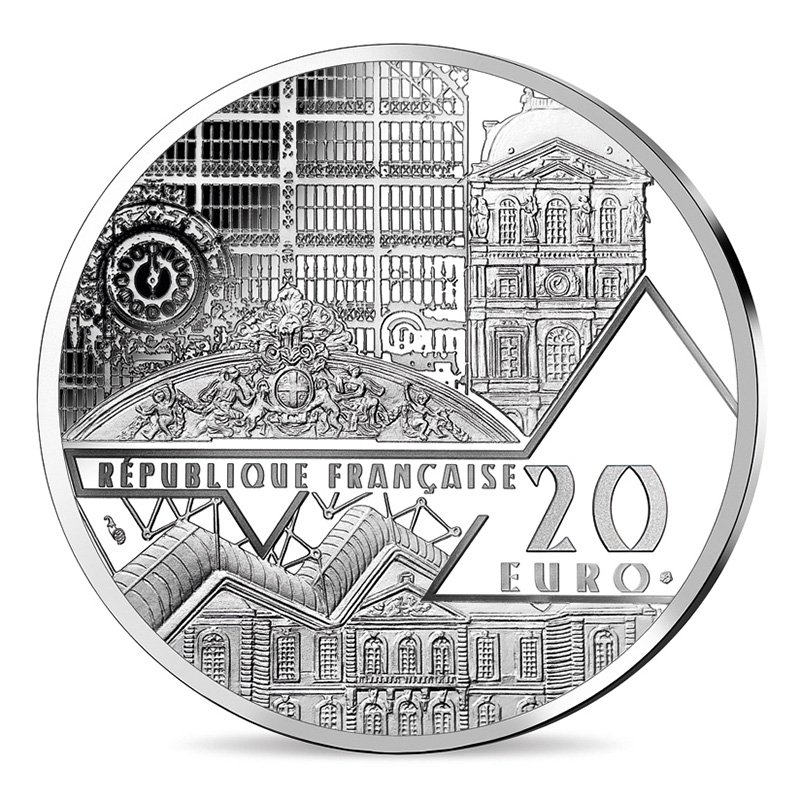 Pièces la joconde 2019 monnaie de Paris