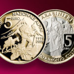 5 euros les carabiniers et le Corps Alpin 2019 - Monnaie italienne