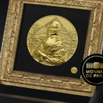 LA JOCONDE MONNAIE DE 1 KG OR Une monnaie d'exception d'un kilo d'or - La Joconde monnaie de Paris 2019