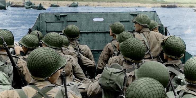 Le D-day, 75ème anniversairedu débarquement du6 juin 1944 - Monnaie de Paris 2019